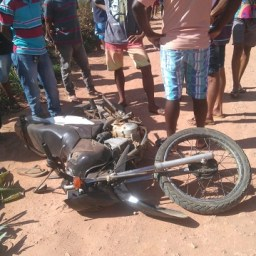 Motociclista morre após colidir em animal nas proximidades de Piraí do Norte