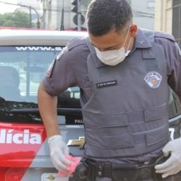 Mais de 500 policiais de SP estão afastados por suspeita de coronavírus