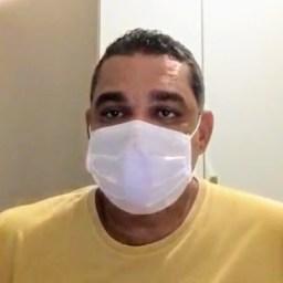 Gandu: Sandro Murilo tranquiliza população após testar positivo para coronavírus