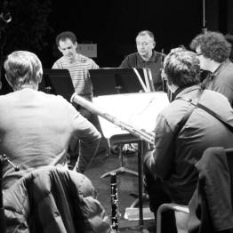 Pierre Pouillaude, Christophe Warembourg, Anthony Blondeau, Gilles Desmaziere, Fabien Clément