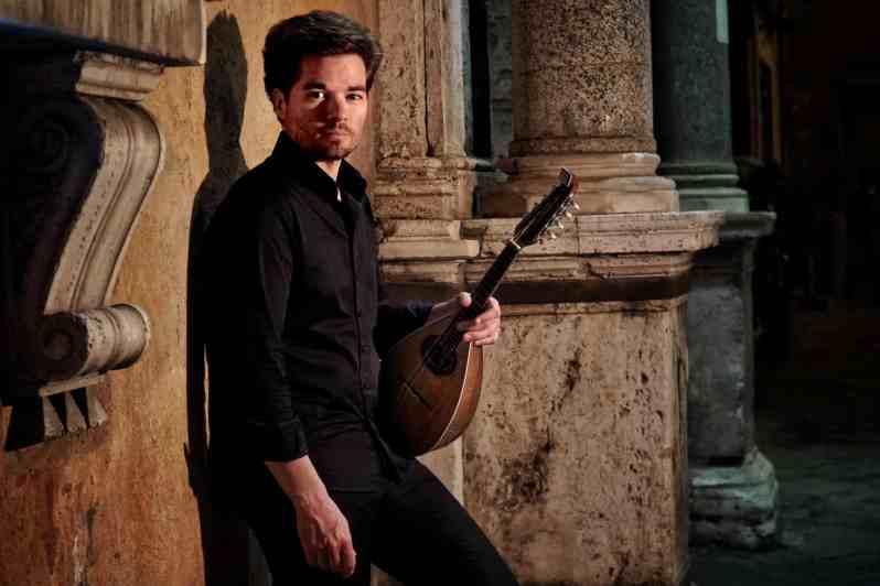 Come Una Volta Julien Martineau mandoline