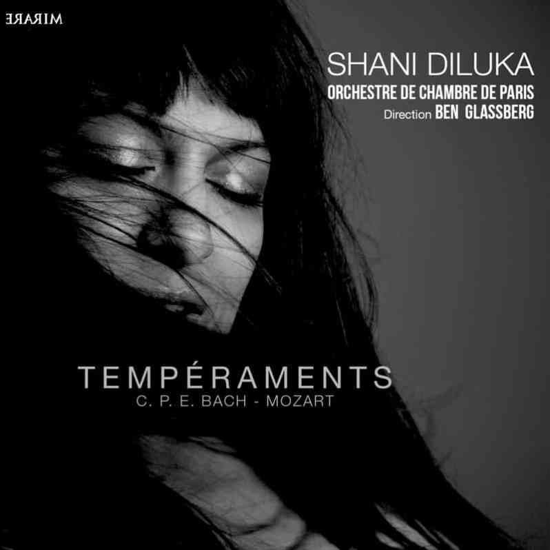 Shani Diluka, Tempéraments, Mirare