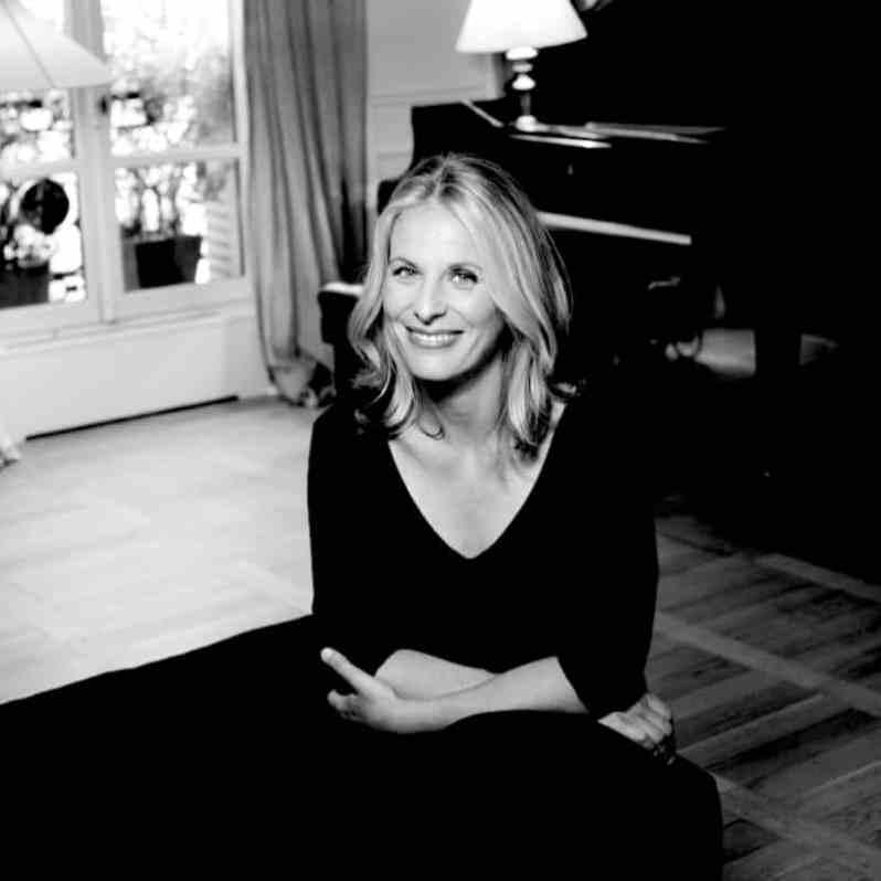 Claire-Marie Le Guay. Crédit photo : Carole Bellaiche