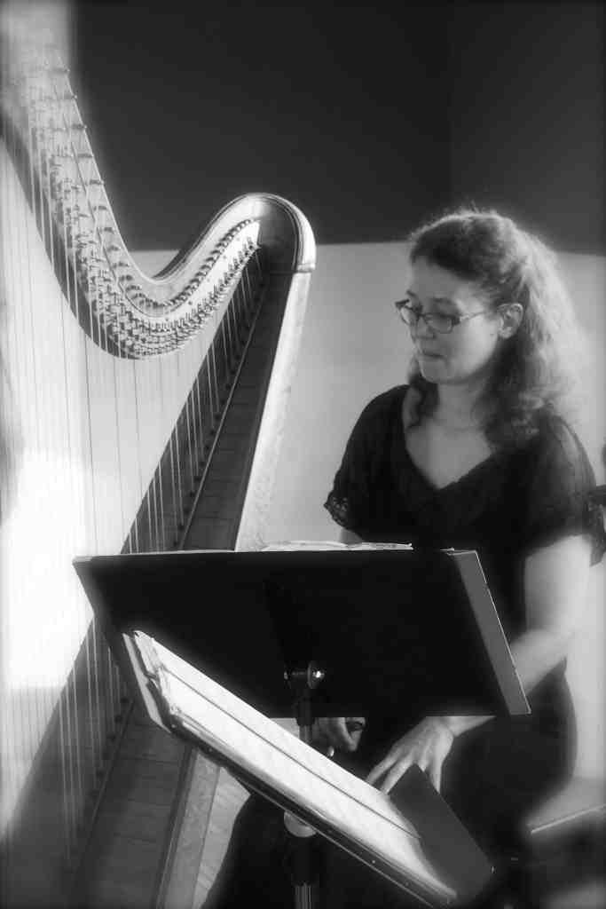 Virginie Tarrête. Concert d'Astrée. Villa Cavrois Crédit photo : Anne-Sandrine Di Girolamo