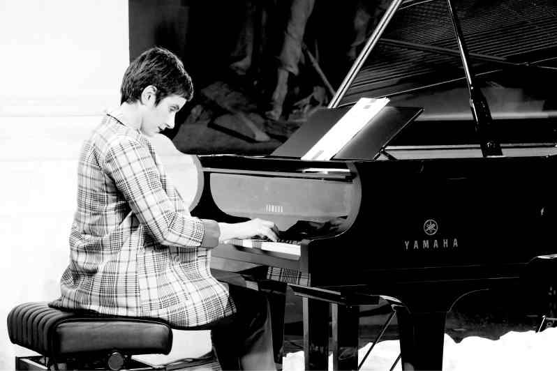 Fanny Azzuro. Lille Piano Festival 2019.