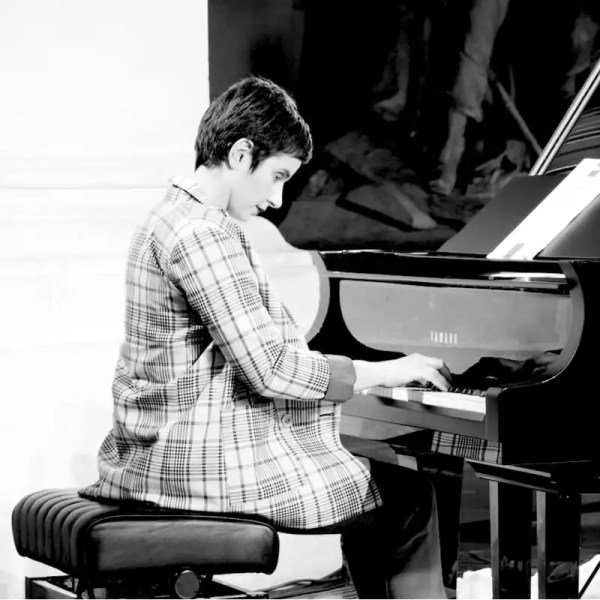 Fanny Azzuro. Lille Piano Festival 2019
