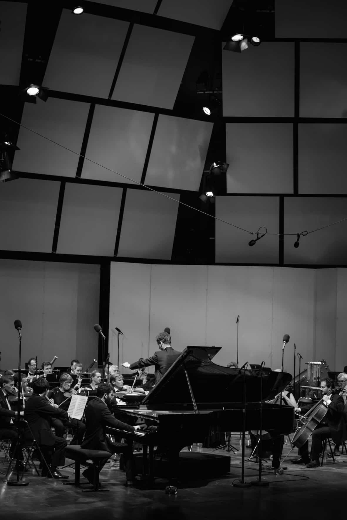 Concert 20 juillet 2019 - Festival de la Roque d'Anthéron - @Christophe GREMIOT