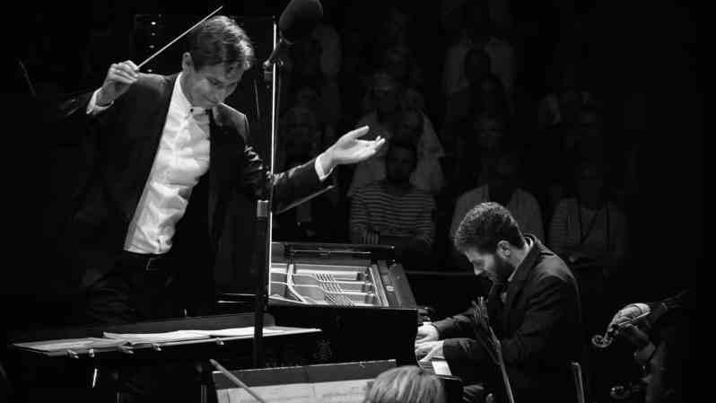 Adam Laloum et Mihhail Gerts - Concert 20 juillet 2019 - Festival de la Roque d'Anthéron -