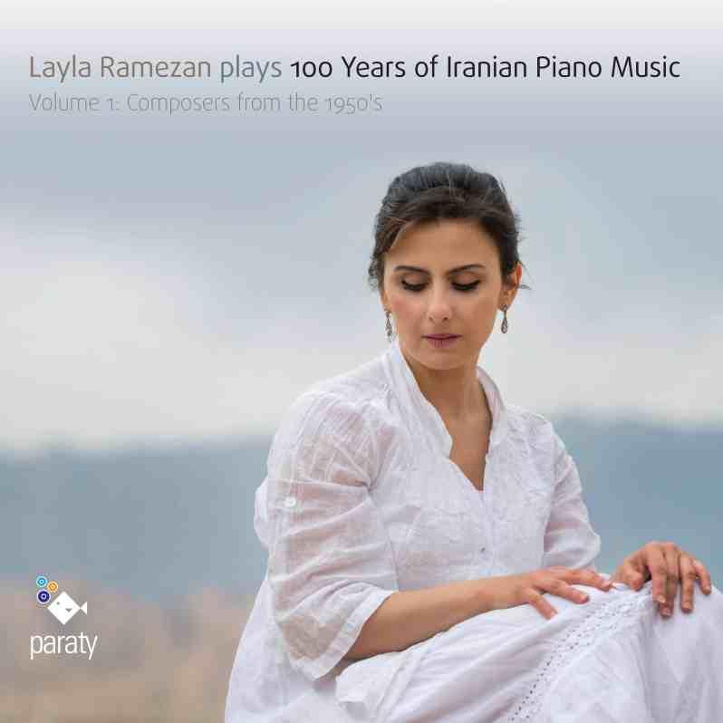 100 Years of Iranian Piano Music