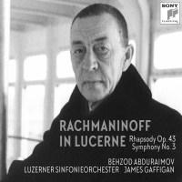 L'été indien de Rachmaninoff à Lucerne