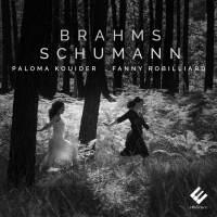 Fanny Robilliard et Paloma Kouider parfaitement romantiques