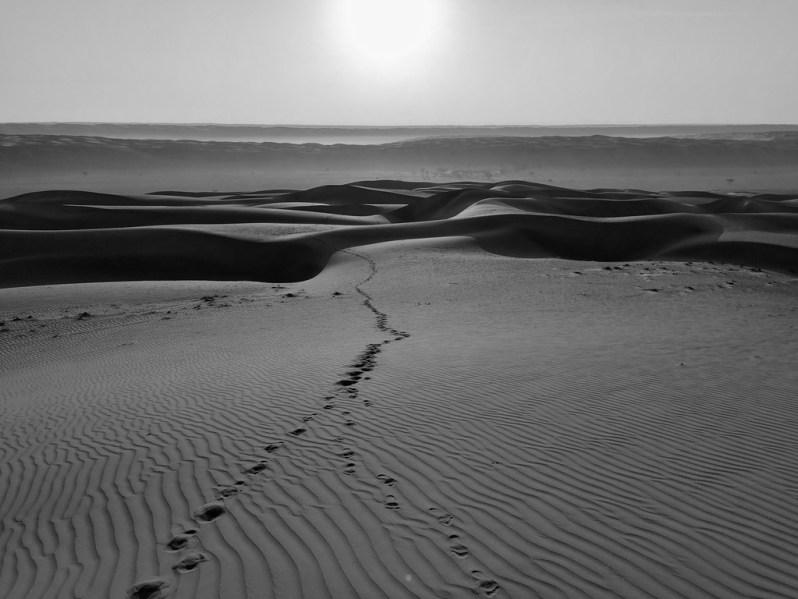 Oman désert