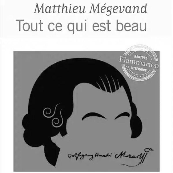 Tout ce qui est beau Matthieu Mégevand