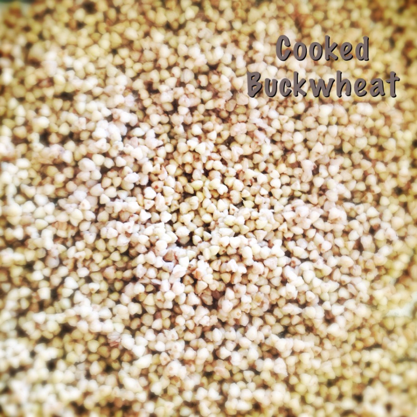 Ingredients: Buckwheat