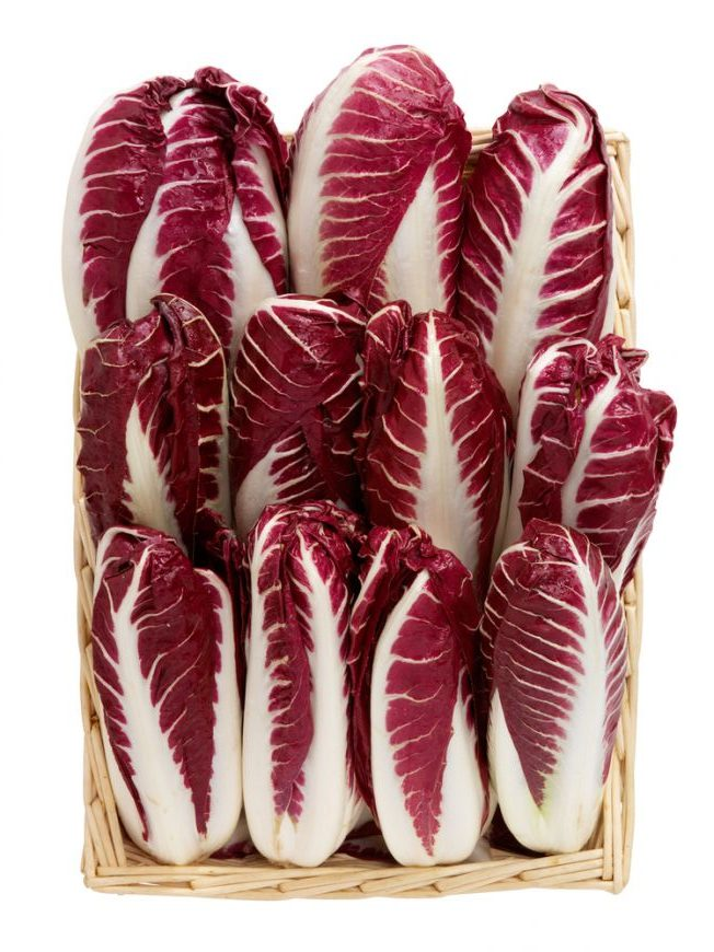 Ingredients: Bitter Greens: Radicchio