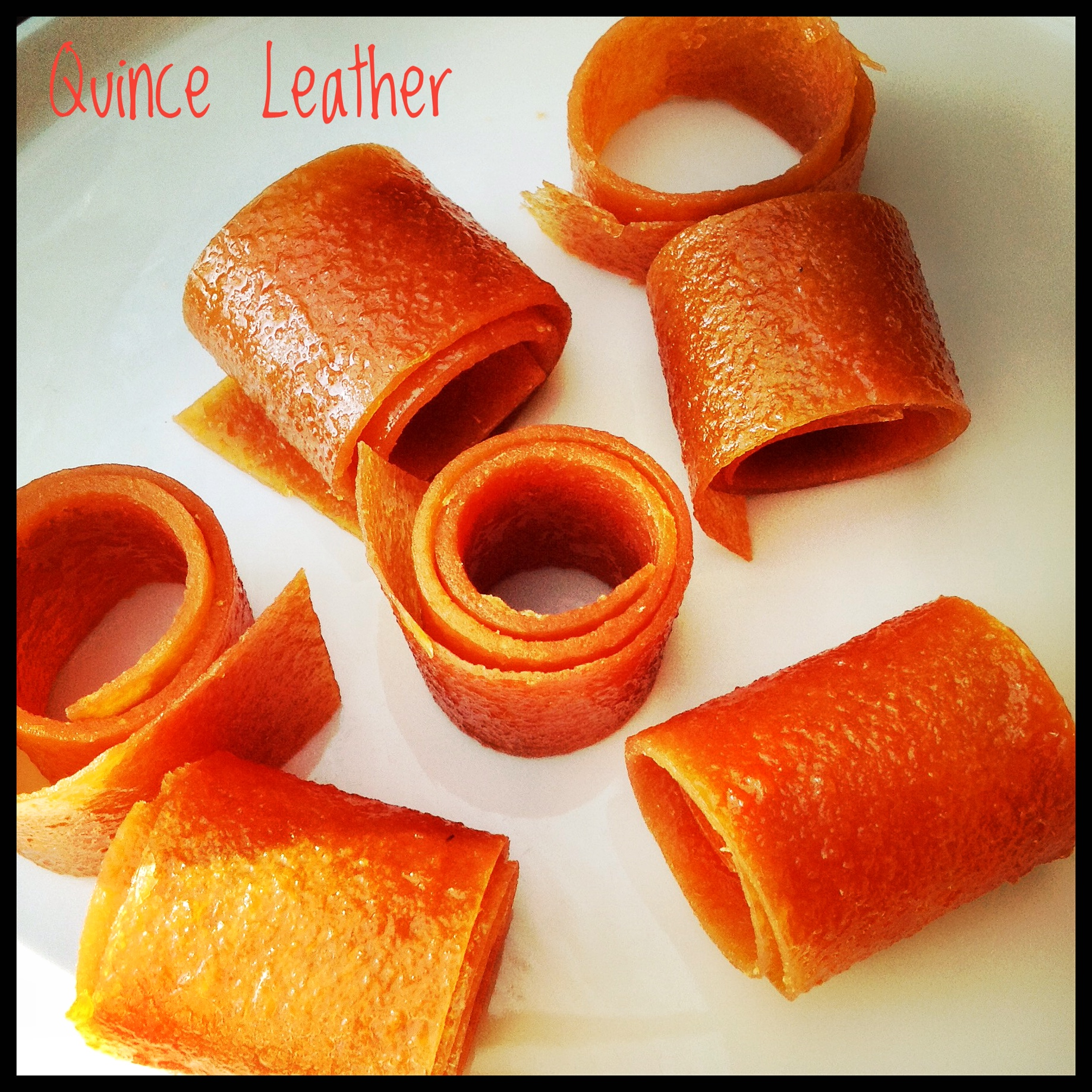Recipe: How to Make Quince Leather