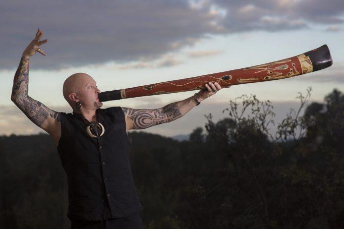 Ganga Giri Didgeridoo