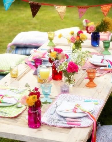 Garden Picnic Party 03
