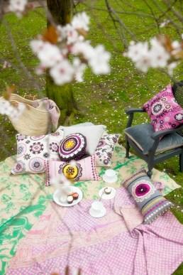 Garden Picnic Party 05