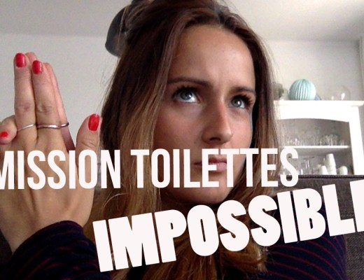 Gang of mothers- Mission toilettes impossible