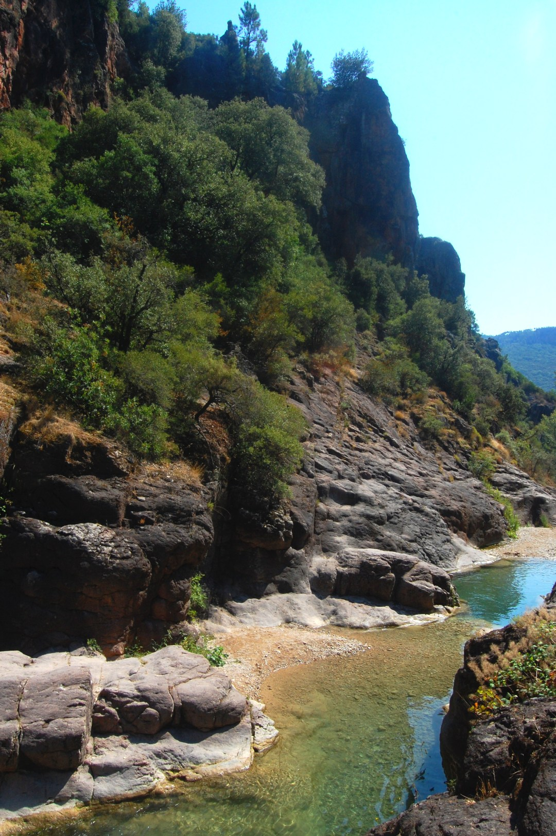 Gorges de Pennafort, France , VAR