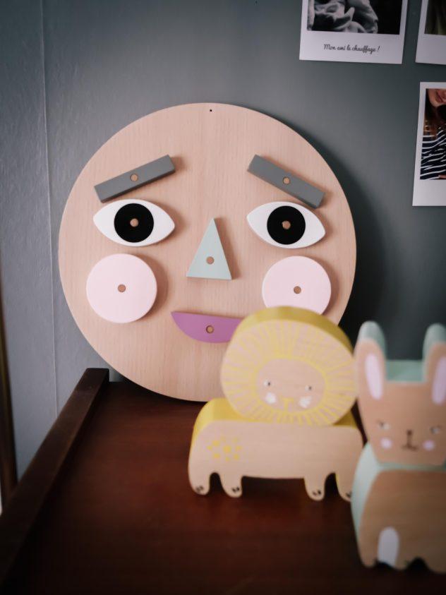 inspiration decoration chambre enfant