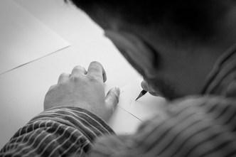 writing 2 small