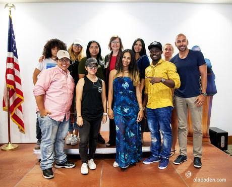 Global Ambassadors 2016 final day group shot @ embassy