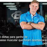Os 8 mitos de dietas para ganho de massa muscular que foram desmascarados pela ciência (#aprenda como calcular a sua dieta)