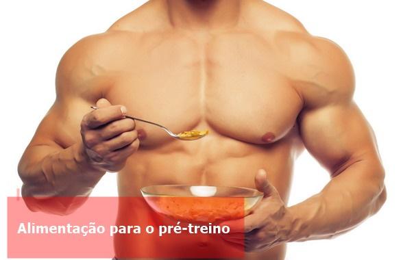 Alimentação-pré-treino