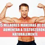 15 melhores maneiras de como aumentar a testosterona naturalmente