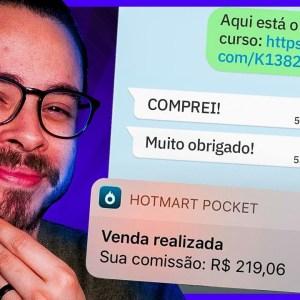 Afiliado: Como vender MUITO no 1 a 1 SEM parecer um vendedor chato (MUITO SIMPLES!!)