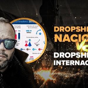 Drop Nacional x Drop internacional