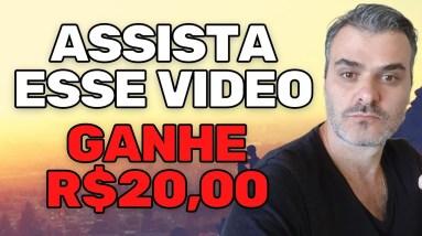 GANHE R$20 HOJE   NOVO APP PARA GANHAR DINHEIRO ONLINE   VENDEDOR GLOBAL