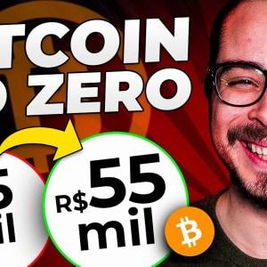 Bitcoins: Como ganhei R$ 55 mil investindo em Bitcoins (Mesmo sendo INICIANTE)
