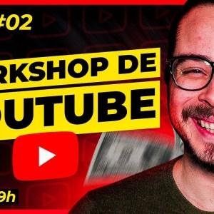 Como Ganhar Inscritos: O Verdadeiro SEO Para YouTube - Aula 2 do Workshop (11/05 às 19h)