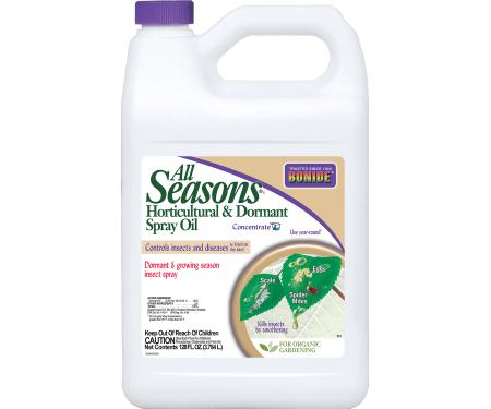 all season hort and dor oil spray-gal conc