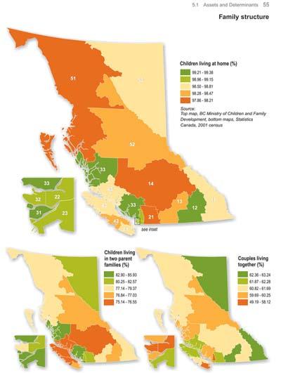 BC Atlas of Wellness Map