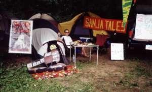 Camping at Rainbow Farms, MI