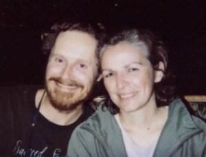 Craig and Sandy in Victoria, Canada