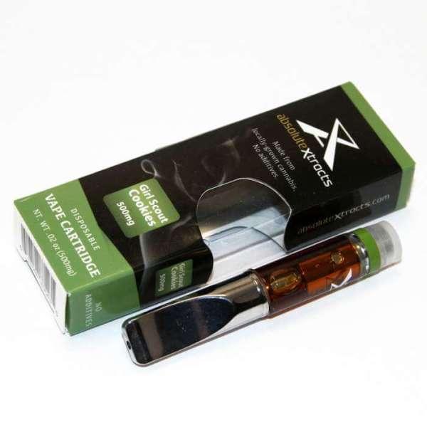 GSC Vape Oil Cartridge THC=80%