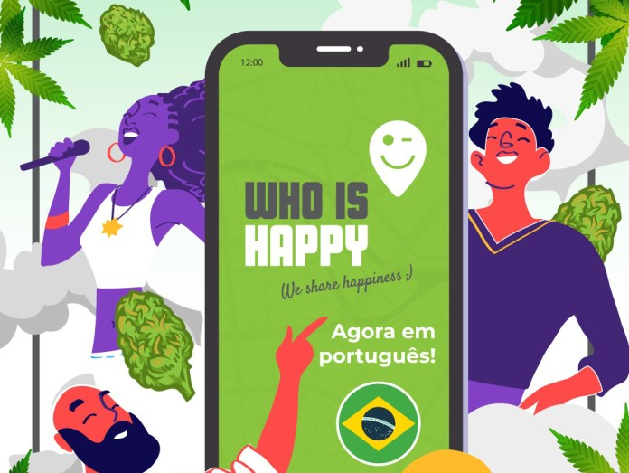 Who is Happy em português