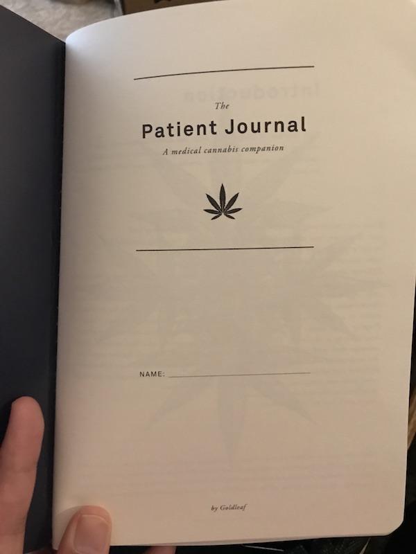 patient journal
