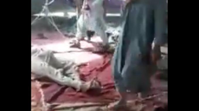 【閲覧注意】 パキスタンで起きた自爆テロの負傷者の数が凄すぎる!!