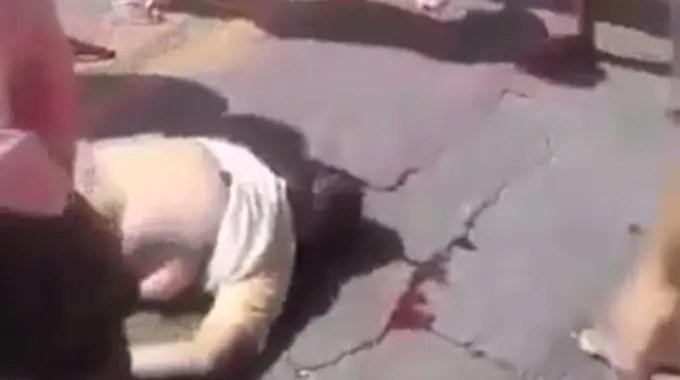 【閲覧注意】 ブラジルで起こった交通事故の惨劇をご覧下さい。