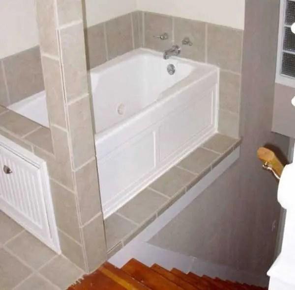 失敗したバスルームのデザインをご覧下さいwww
