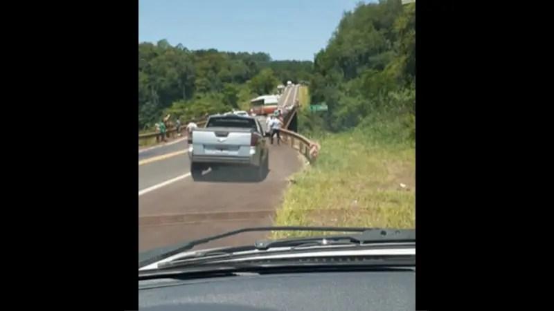 【閲覧注意】 アルゼンチンで起きた交通事故現場が酷すぎです。