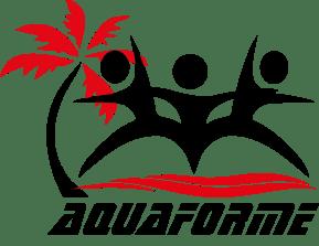 logo aquaforme été
