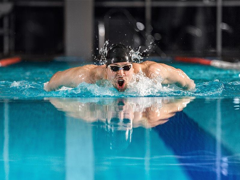 photo nageur