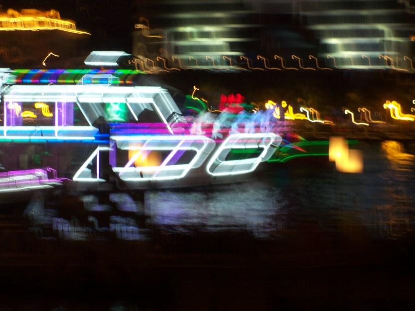 Freaky ferry